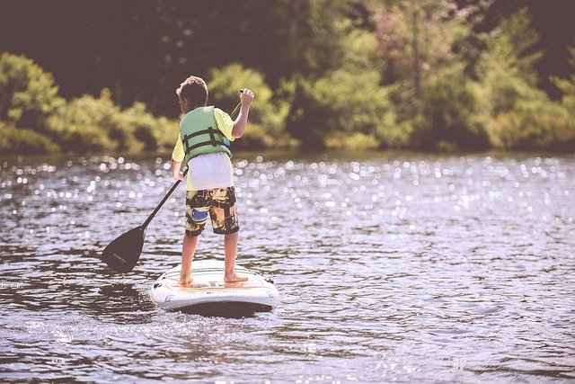 Comment s'habiller pour faire du paddle l'hiver ?
